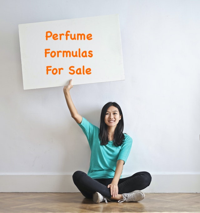 Perfume Formulas for sale